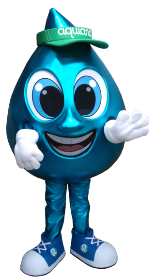 Animate your logo with a custom mascot character