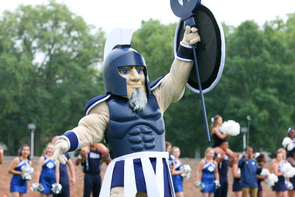 Iowa Central Community College, Triton the mascot