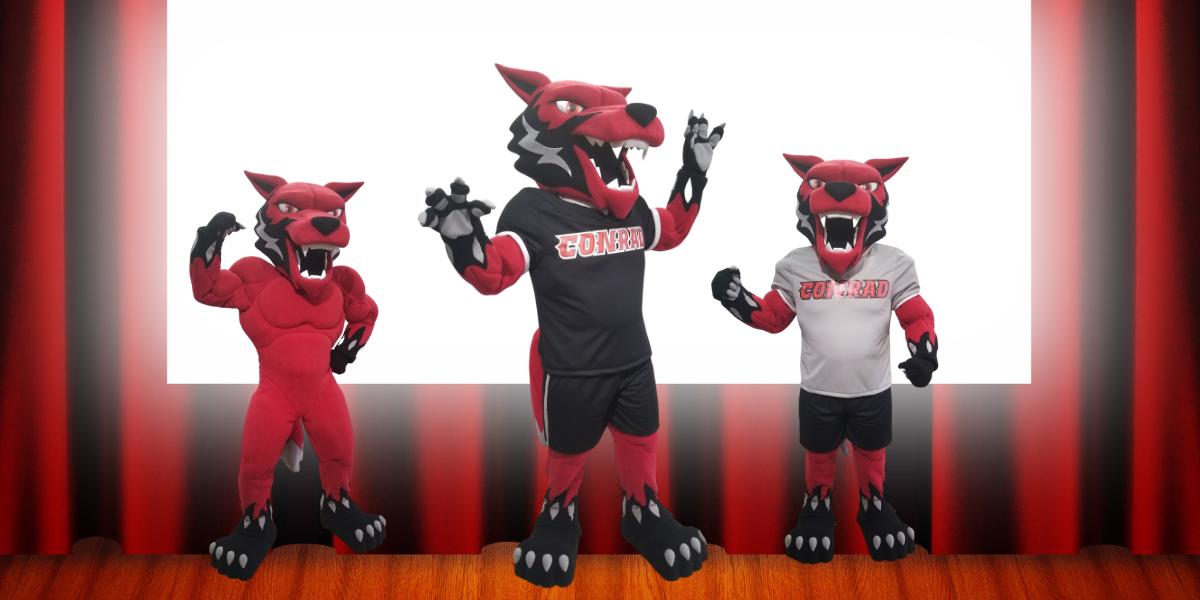 Conrad Schools of Science New Mascot