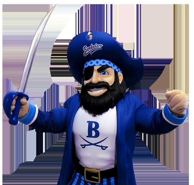 Buccaneer Custom Mascot Costume