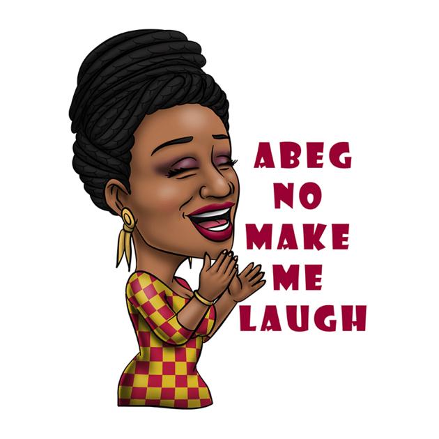 Afro Emoji Illustrations