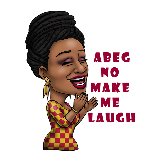 Custom Illustration for Afro Emoji