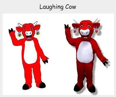 Laughing Cow Mascot