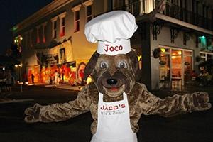 Bam Mascot Jaco's Bar & Grille Florida