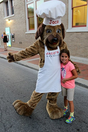 Bam Mascot Jaco's Restaurant