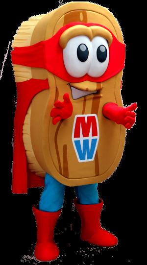 Take care of your custom Mascot