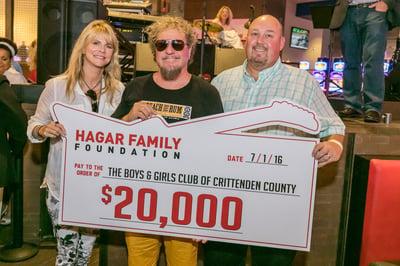 The Hagar Family Foundation
