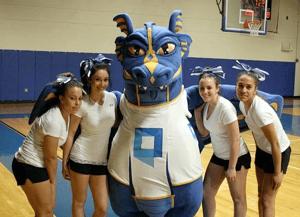 custom designed mascot - school mascot