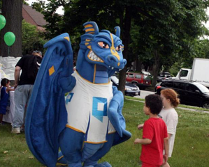 Custom Mascots - Monster Mascot