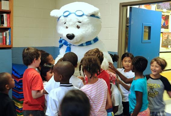 Polar Bear Mascot Designer