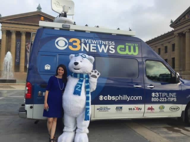 Polar Bear Mascot Maker