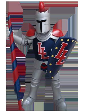 Knight Custom Mascot