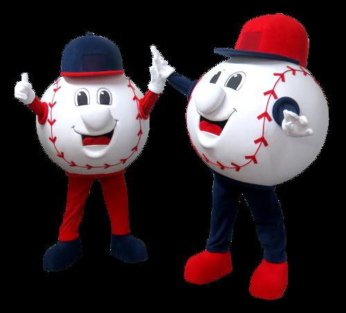 Cooperstown Dreams Park Baseballs mascot