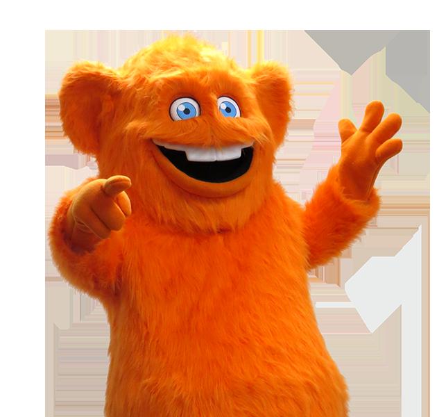 Creature Monster Mascot