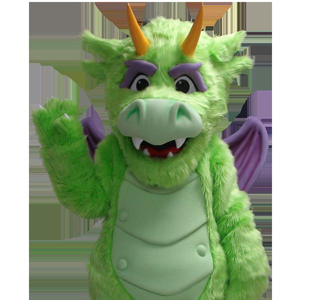 Dragon Professional Mascot Creator