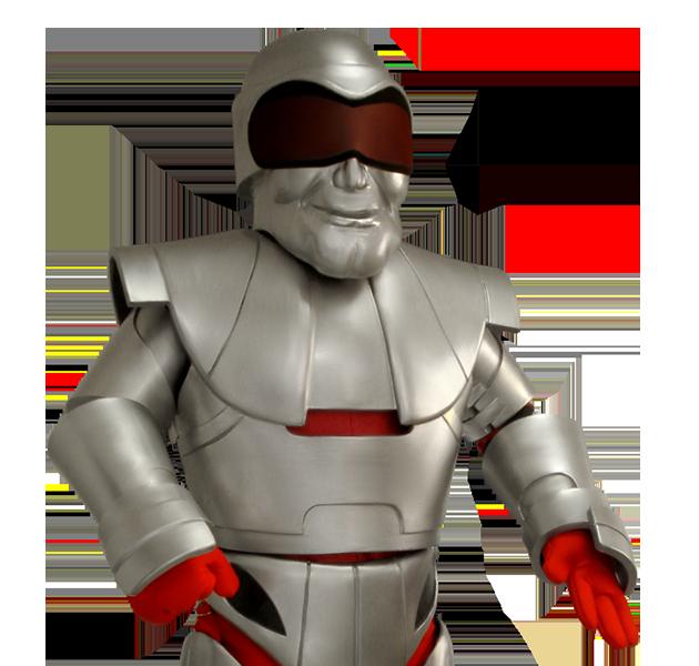 Ironman Robot Custom Mascot Costume Maker