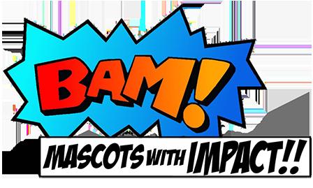 BAM! Mascots Logo