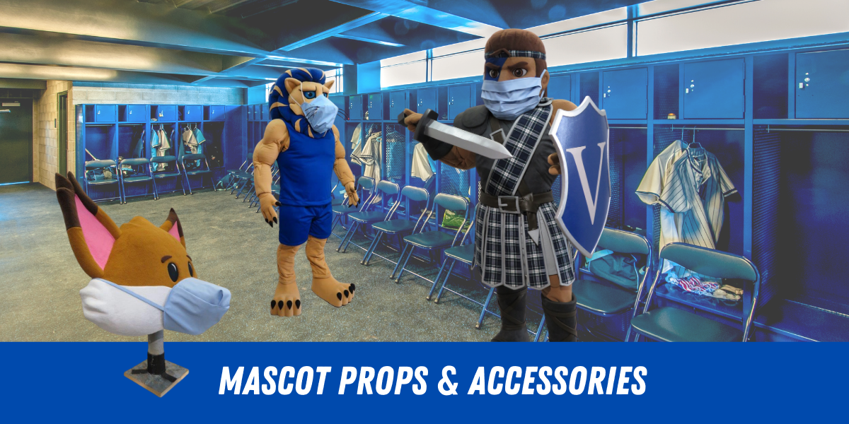 Mascot Props and Accessories