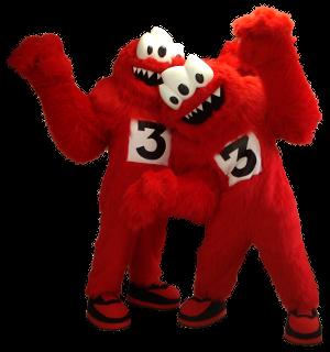 Custom Monster Mascots Costume