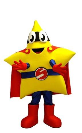 Star Custom Mascot