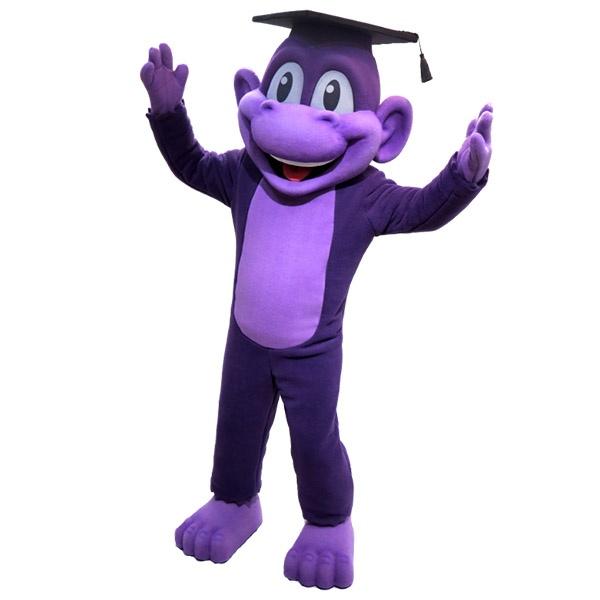 Skoolers Custom Mascot