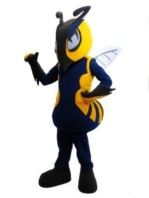 Wasp Mascot Branding