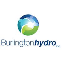 Burlington Hydro Mascot
