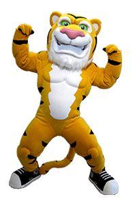 Hamilton Tiger Cats Custom Mascot