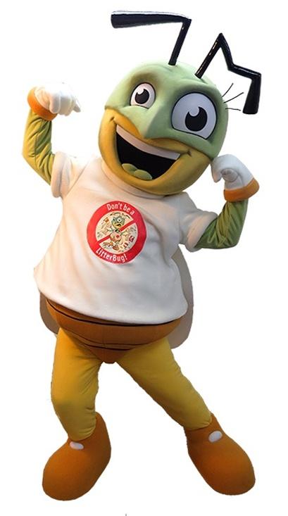 City of Mississauga Custom Mascot