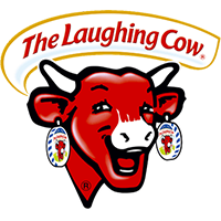 The Laughing Cow Mascot