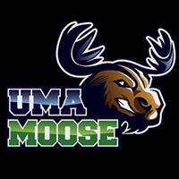 University of Main at Augusta Moose Logo