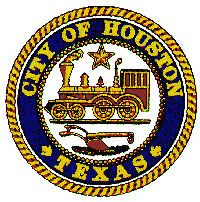 City of Houston Texas Mascot