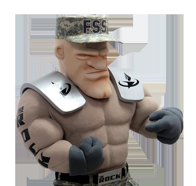 AFB Custom Mascot Costume Maker