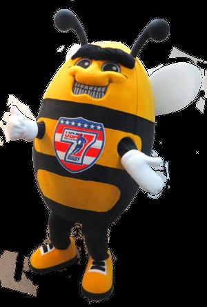 Bee Mascot Branding