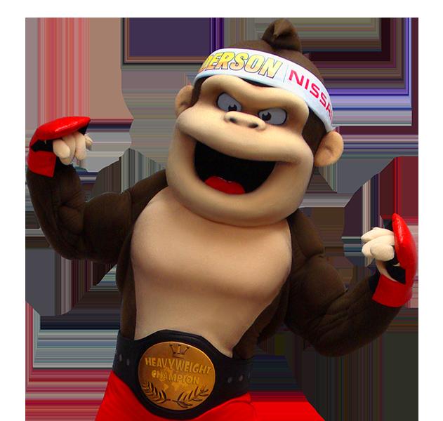 Monkey Custom Mascot Costume