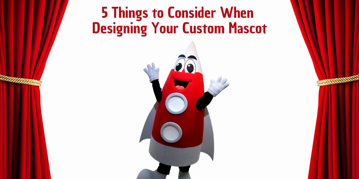 Custom Mascot Designs