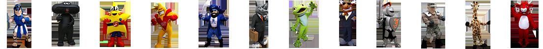 Mascot Slider